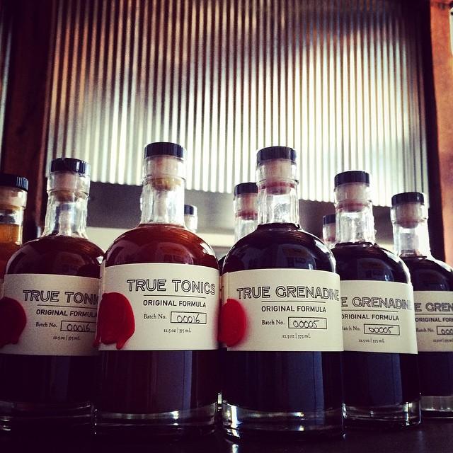 True Tonics   Lyon Distilling Company